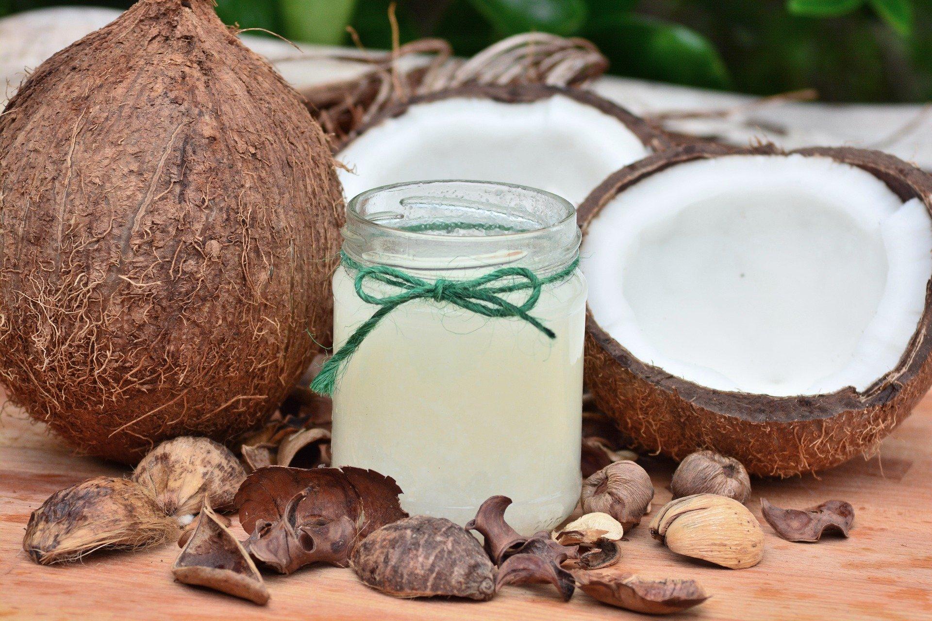 Лето 2020: кокосовое масло остается незаменимым.