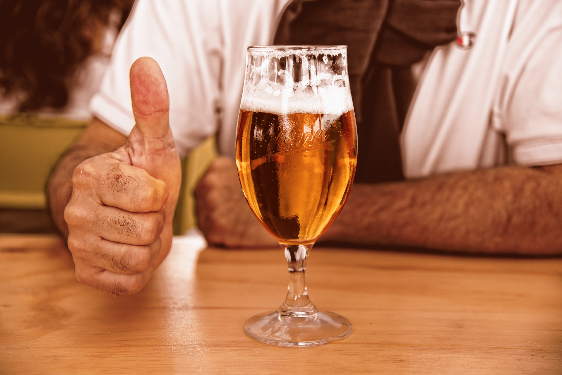 Пиво скоро будет лечить.