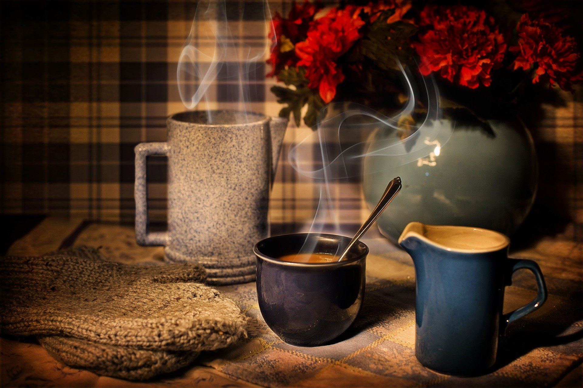 Потребление кофе увеличивает продолжительность жизни.